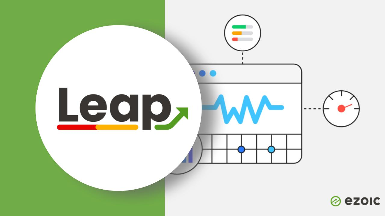 what is ezoic leap