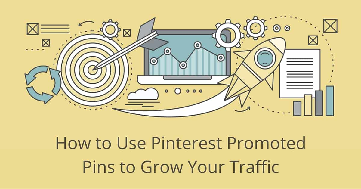 How to use Pinterest promoted pins