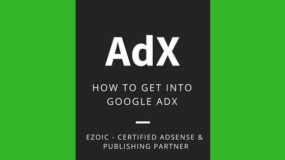 Apply To Get Into Google Ad Exchange