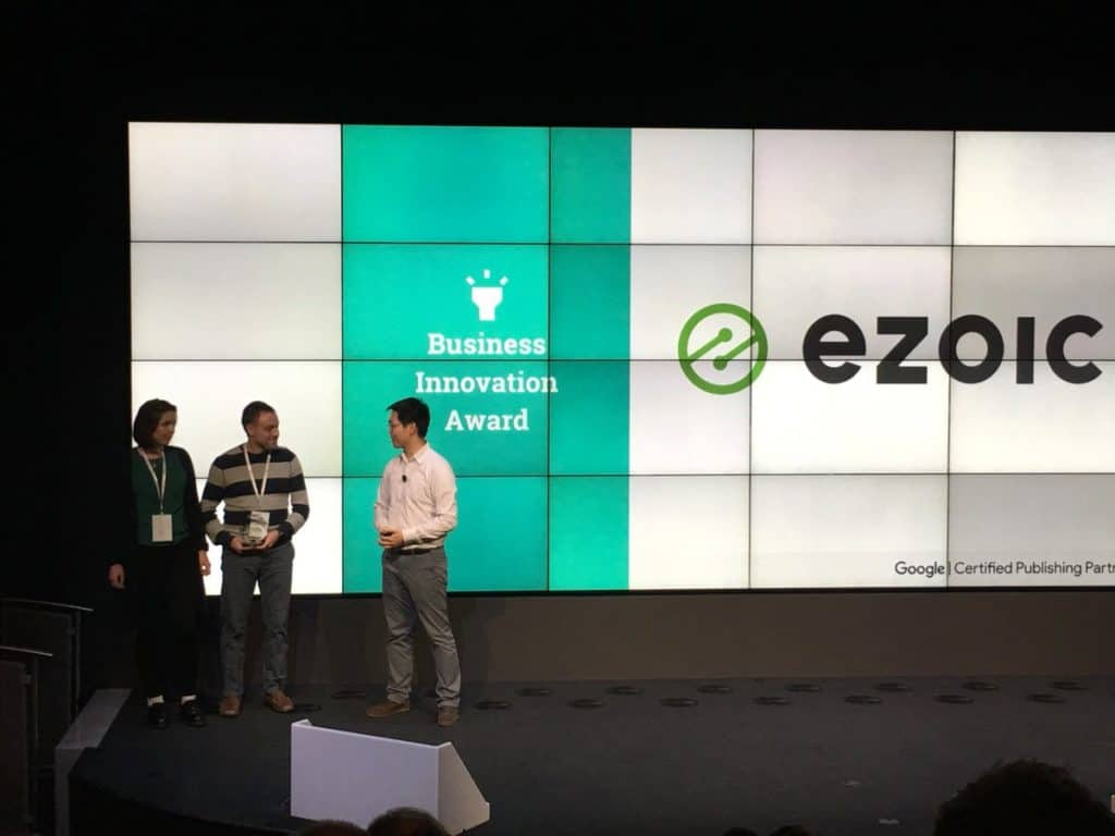 google business innovation award