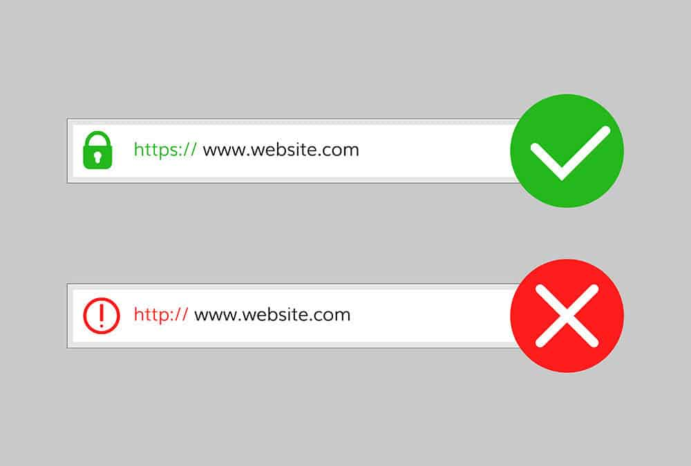 "Stop Your Site From Showing ""Not Secure"" In Chrome Browsers"