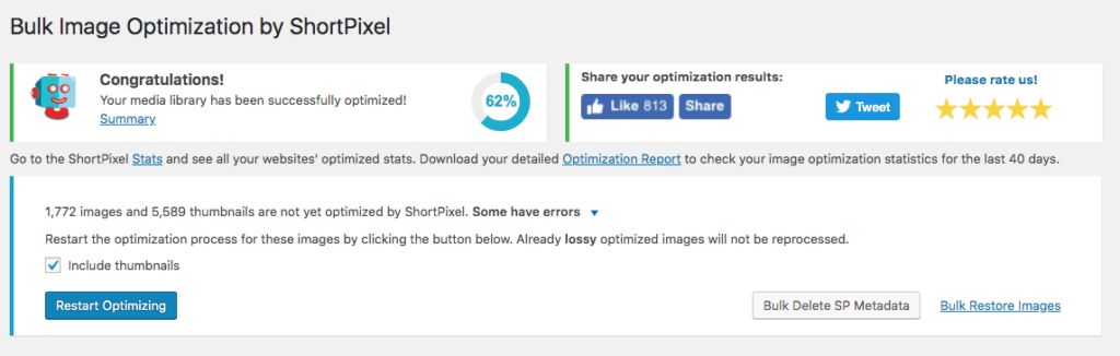 serve images in next-gen formats for pagespeed insights