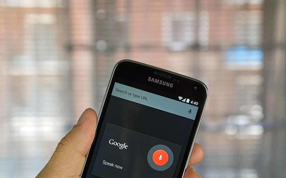 Is voice search a major threat to publishers?