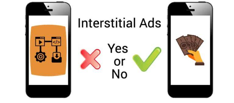 interstitial ads