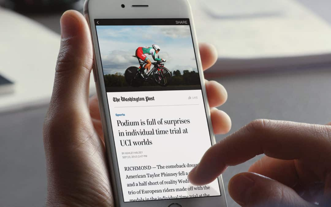 Will Google AMP & Facebook Instant Articles Affect Your Publishing Strategy?