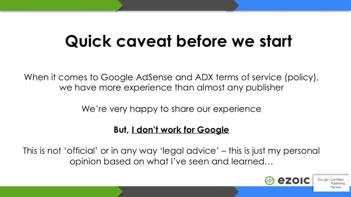 How Google AdSense Policy Is Actually Enforced