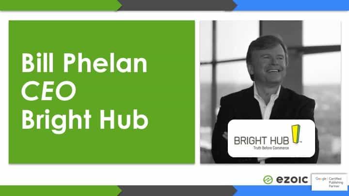 bill phelan on website revenue growth
