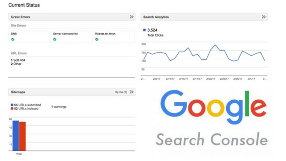 Using Google Search Console To Improve Search Results