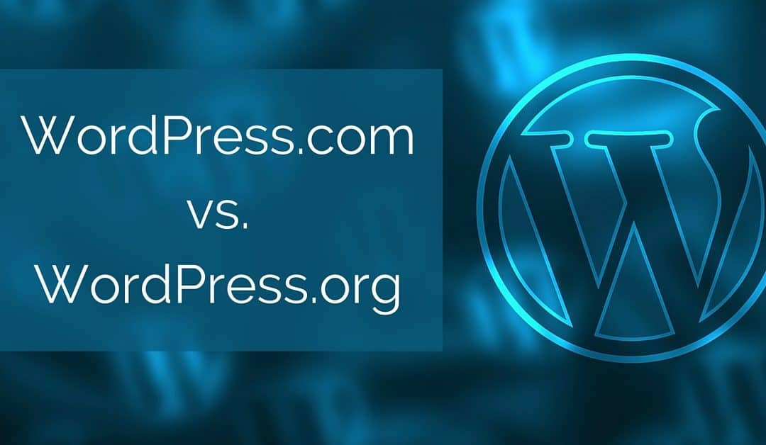 WordPress.org vs. WordPress.com: Which Choice Is Right for You?