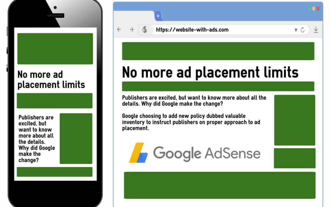 AdSense Removes Ad Limits Per Page,  Adds Valuable Inventory