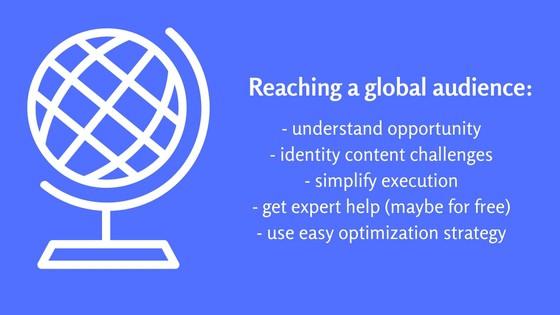 how to increase global web traffic