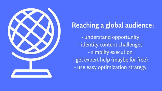 How To Easily Grow Web Traffic Globally