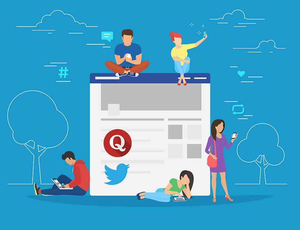 Use Social Media Platforms to Increase Website Traffic In 2020
