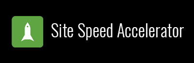 Site Speed Accelerator