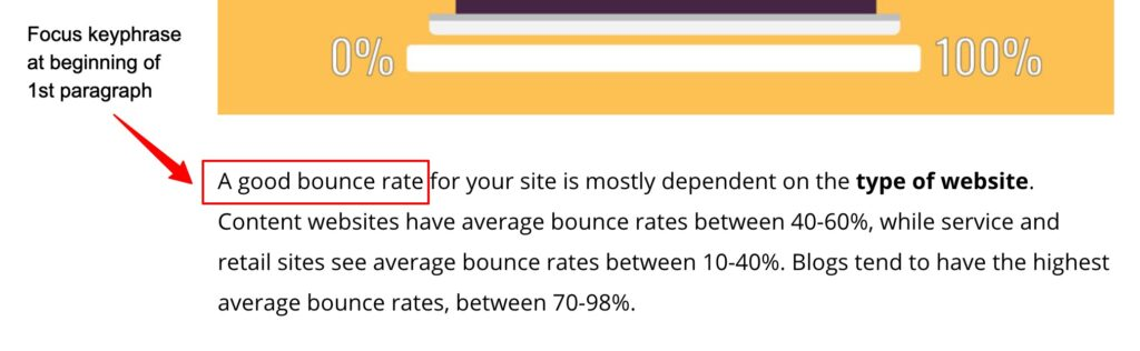 Google Featured Snippet text bounce rate.jpeg