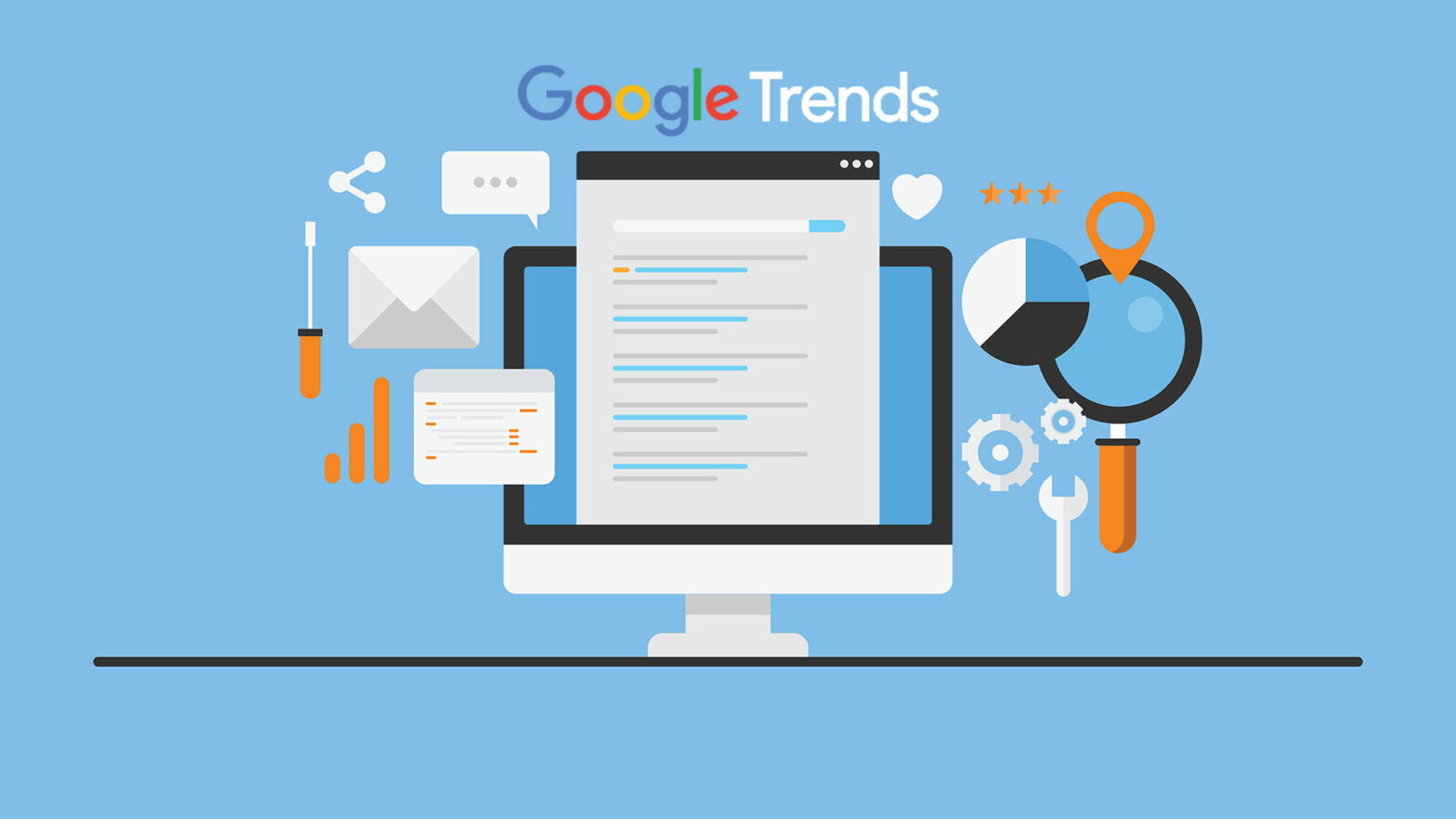 How to Use Google Trends to Increase Organic Search Traffic