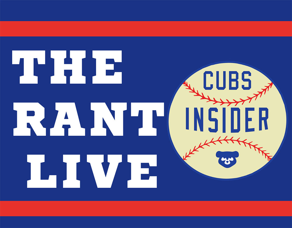 The Rant Podcast Logo: CubsInsider