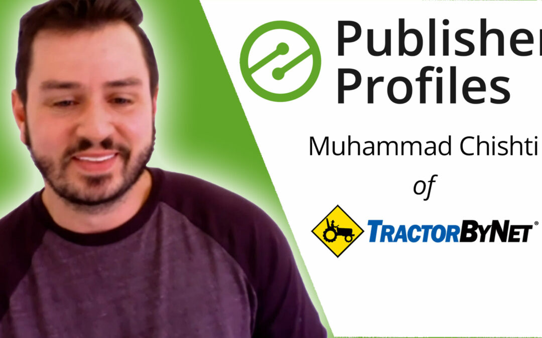 How To Manage Online Forums and User-Generated Content with Muhammad Chishti of Tractorbynet.com