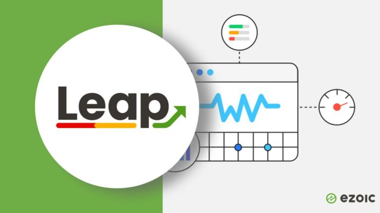 leap a website toolset for site speed