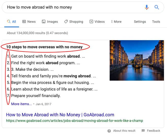 Google sees a bounce back to the SERP
