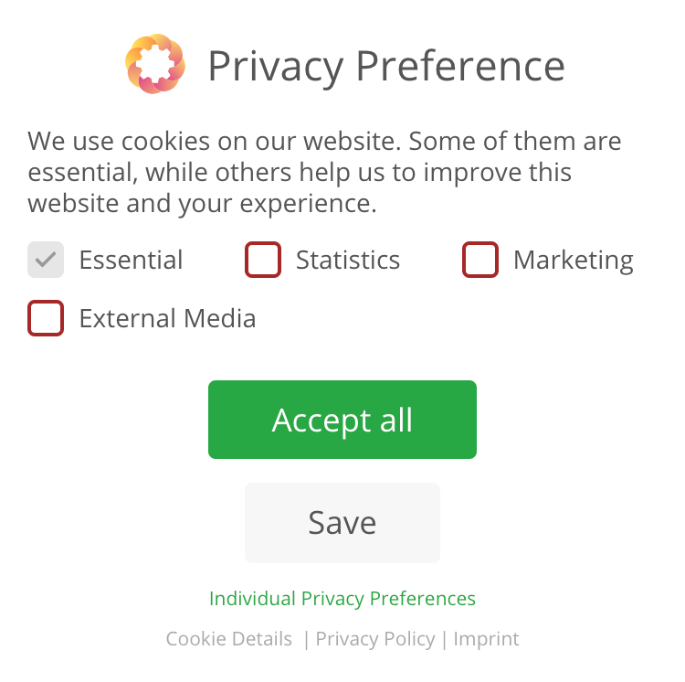 Borlabs advanced privacy options for users
