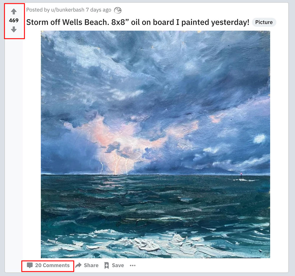 In order to increase traffic to your website by using Reddit, you need to sparingly promote your own content