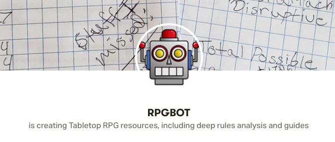 RPGbot about